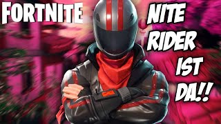 FORTNITE CHILLSTREAM | THE NITE RIDER SKIN IS DA !! | Fortnite Battle Royale English