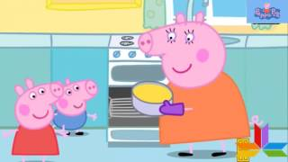 Peppa Pig's Party Time – Cake   Peppa Pig's Birthday Cake   Best iPad app demo for kids