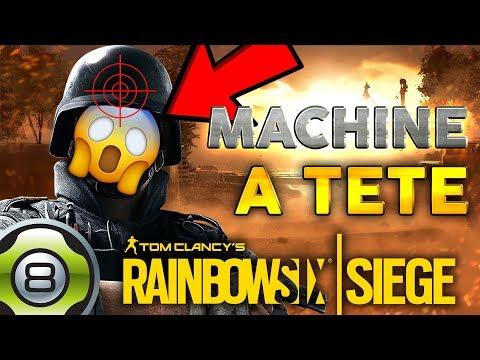 Une machine à tête ! 💀 - Meilleur Match Classé - Ep.52 - Rainbow Six Siege