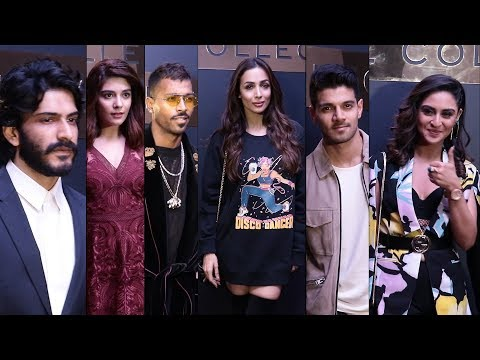 Arjun Kapoor GF Malaika Arora and Other Bollywood Celebs Full Night Party