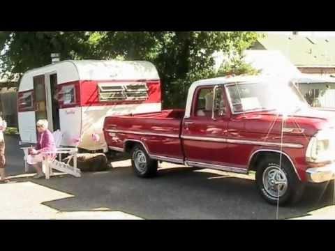 1964 yellowstone camper - restoration