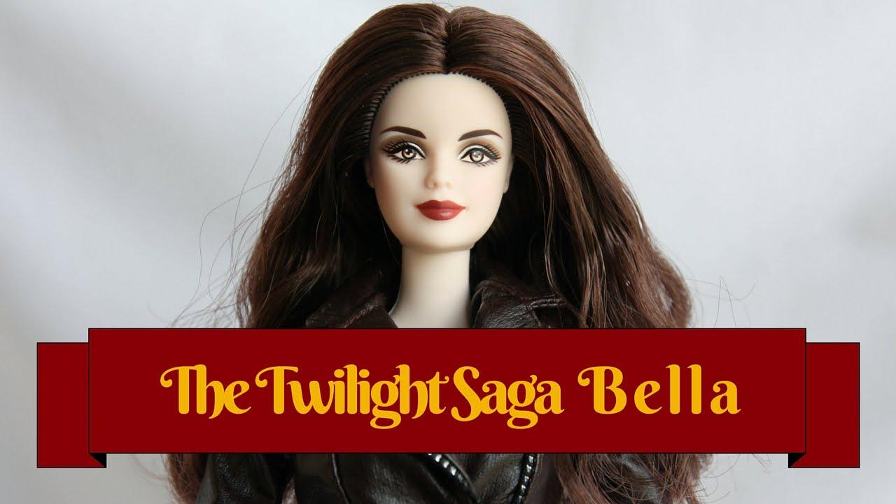 New Barbie Collector The Twilight Saga Breaking Dawn Part II Bella Doll