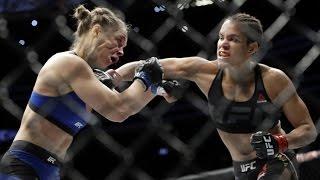 Karceno Ronda Rousey vs Amanda Nunes post fight video