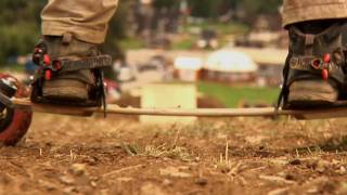 Master of the Hill 2009 - mountainboard movie