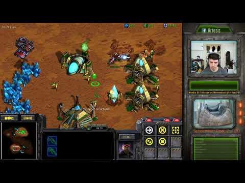 Repeat [Sick Game] StarCraft Remastered 1v1 Artosis' Games