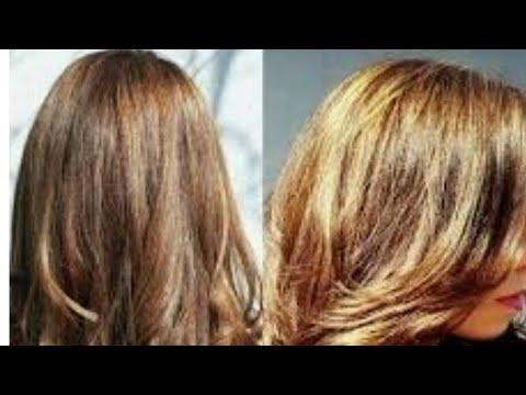 Aclarar el cabello con miel antes y despues de adelgazar