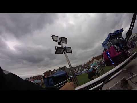 Michael Gallagher's Twister - Onride - Hartlepool Headland - 2017
