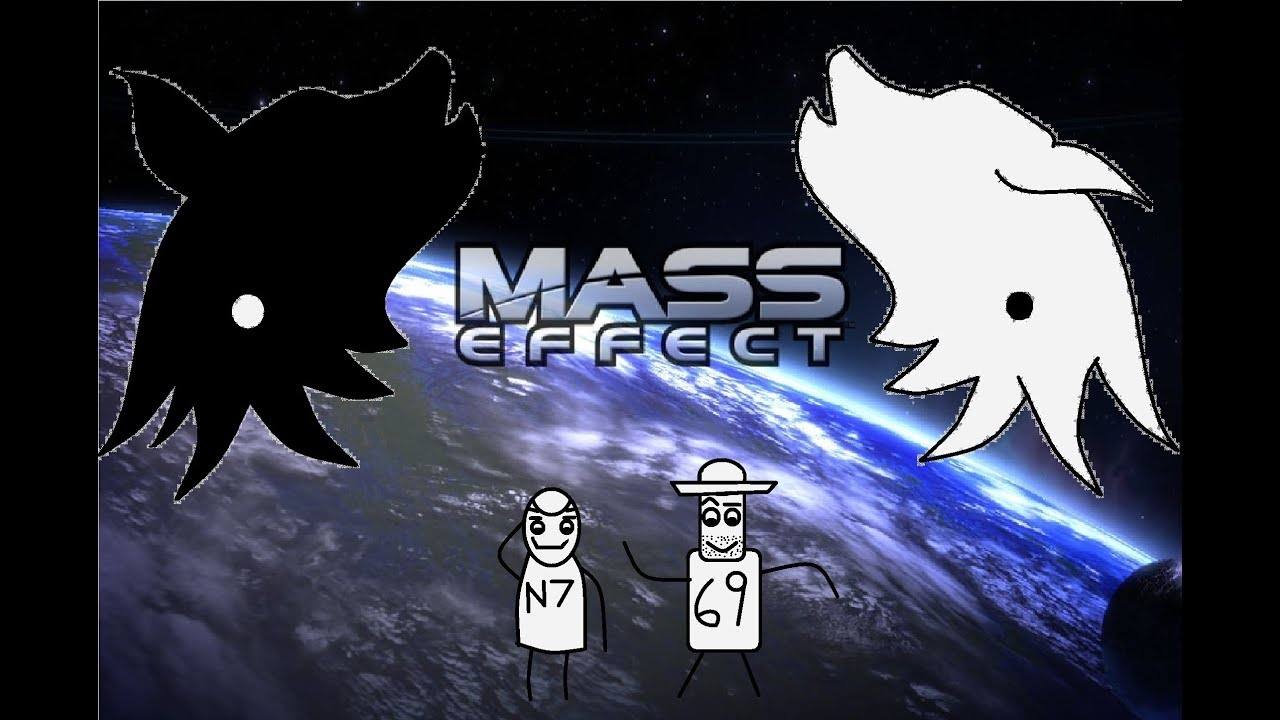 Mass effect game over 2 electric boogaloo part 17 2 lone wolves