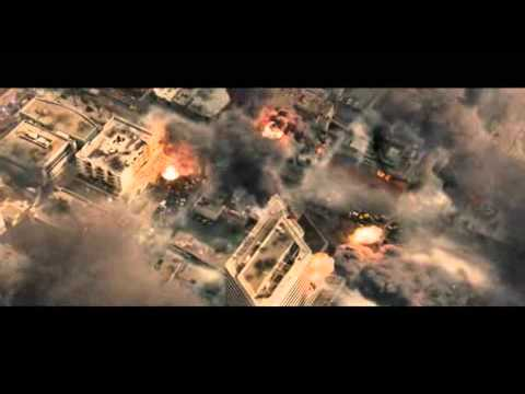 World Invasion: Battle Los Angeles official trailer poster