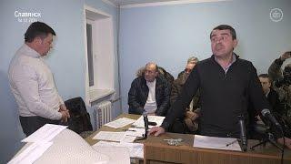 В Славянском суде допросили Вадима Ляха и работников исполкома