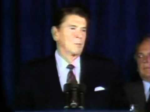 President Reagan's Address On International Economic Affairs, 1981