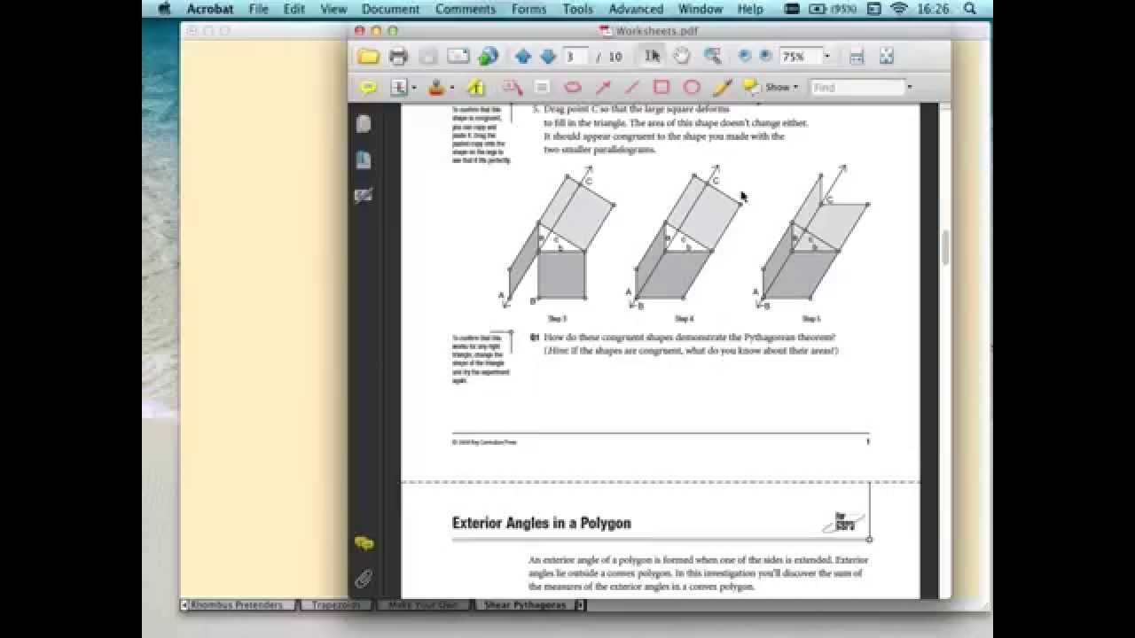 geometers sketchpad free download for windows 7