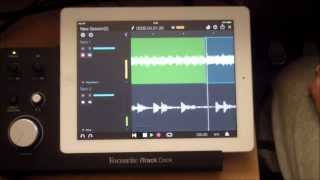 PreSonus Capture for iPad  Demo and Tutorial