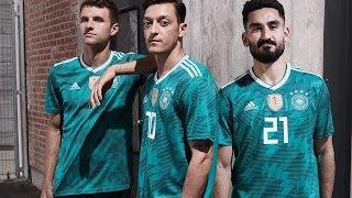Introducing the Germany 2018 Adidas Away Kit