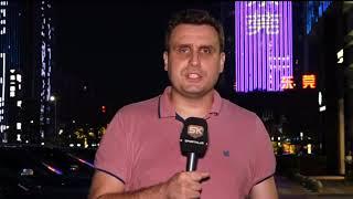 Darko Plavšić iz Kine Pred Četvrfinalni Duel Mundobasketa Srbija - Argentina   SPORT KLUB Košarka