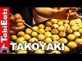 Street Food BEST TAKOYAKI in JAPAN 2017 (OSAKA)