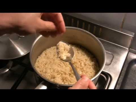 how-to-make-brown-rice