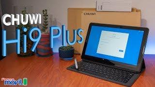 Chuwi Hi9 Plus Tablet -  Unboxing en Español