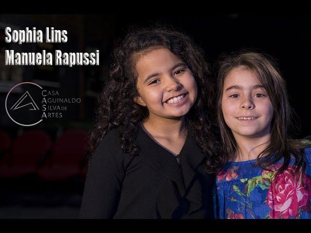 Sophia Lins & Manuela Rapussi