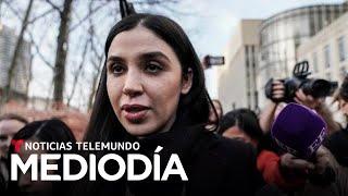 Noticias Telemundo Mediodía, 26 de febrero de 2021 | Noticias Telemundo