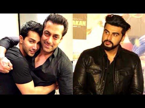 Arjun Kapoor REACTION On Varun Dhawan's Judwaa 2   Mubarakan Trailer Mp3