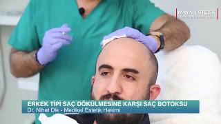 Saç Botoksu - Saç Botoksu Uygulaması