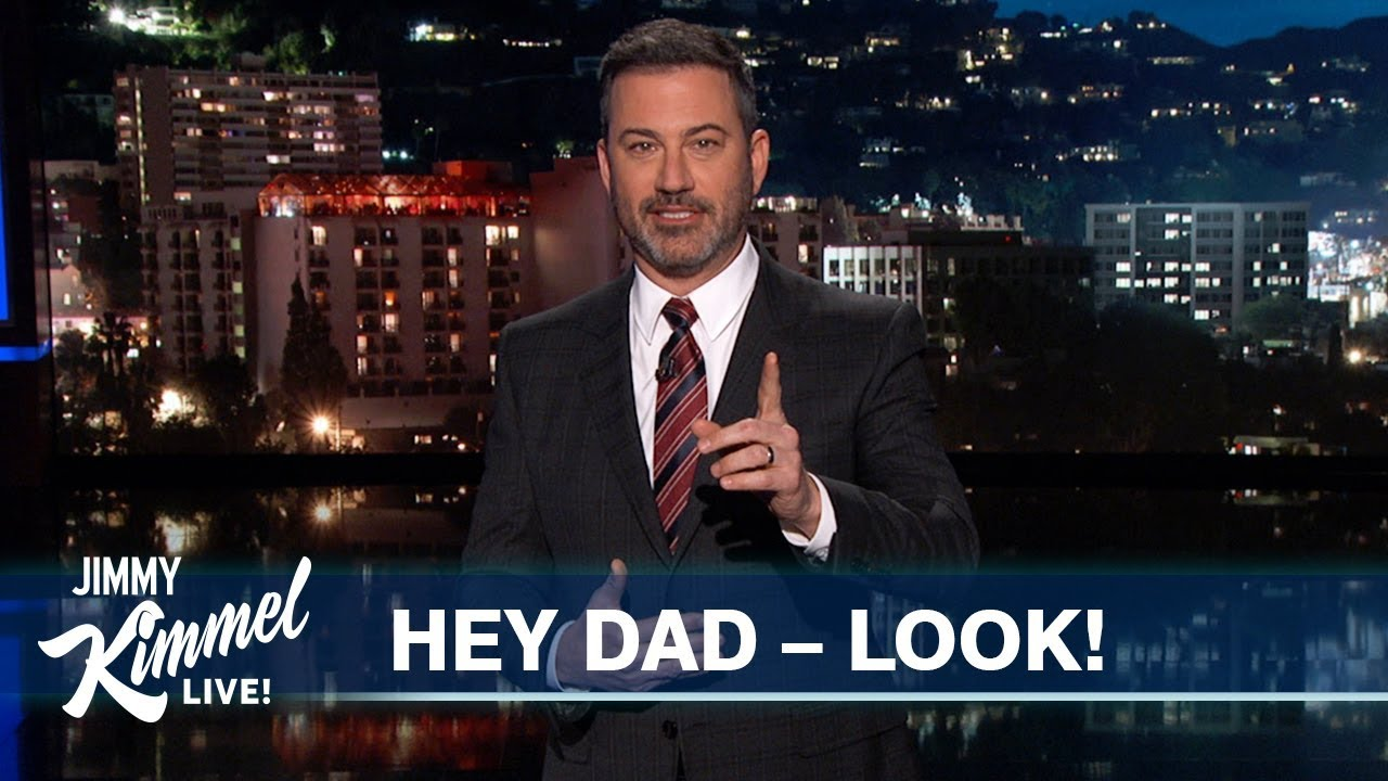 Help Jimmy Kimmel Delete His Daughter's Apps