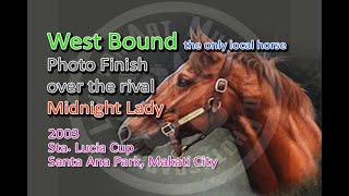 2003 STA. LUCIA CUP West Bound - Midnight Lady