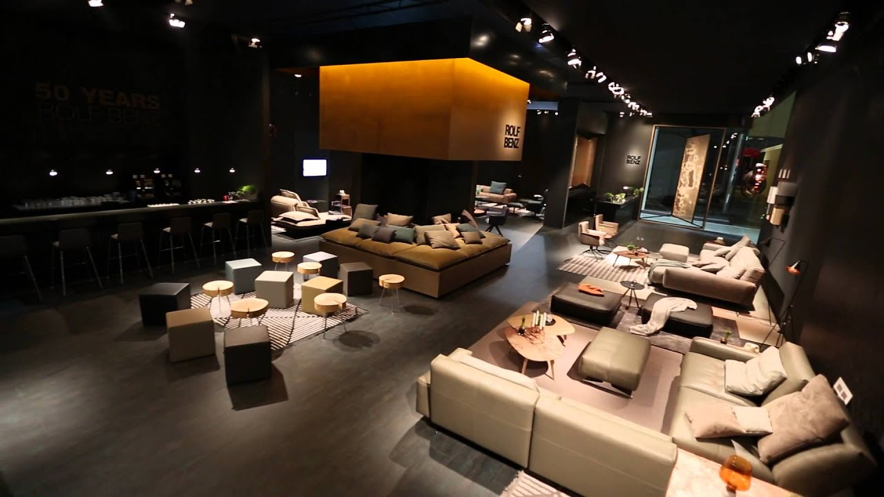 Rolf benz salone del mobile milano 2014 youtube - Mostra del mobile milano ...