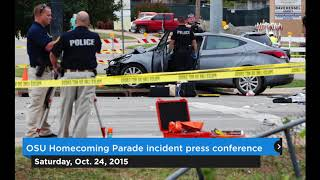 3 dead, multiple injured at OSU Homecoming Parade (2015-10-24)
