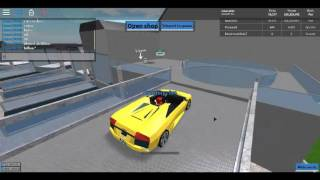 Crushing expensive CARS!!| Roblox