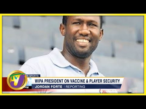 WIPA President on Vaccine & Player Security - Sept 25 2021