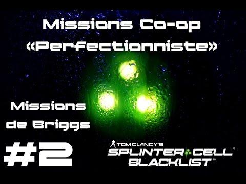 "Coop Splinter Cell Blacklist : Mission de Briggs ""Base lance-missiles"" (2/4)"