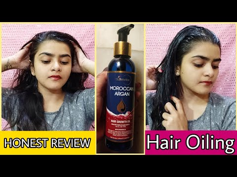 StBotanica moroccan argan hair oil | HONEST REVIEW | How to