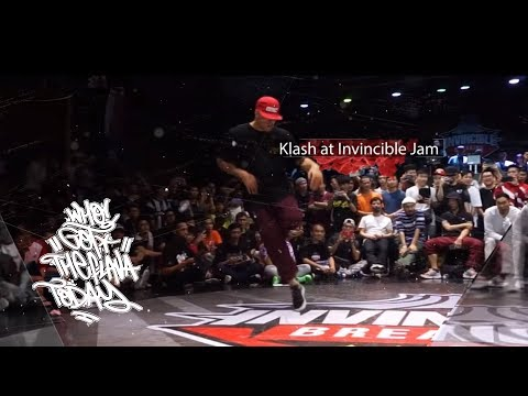 Who Got The Flava Today ? Klash at Invincible Breakin Jam