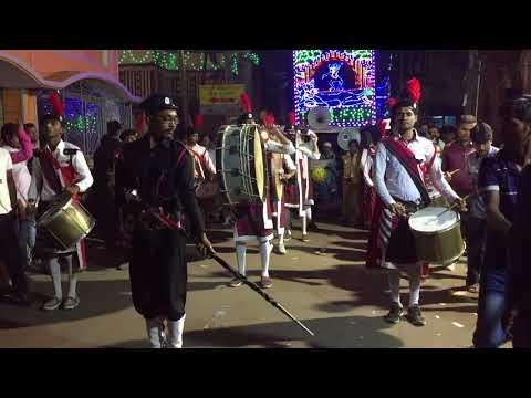 SRADHANJALI ACADEMY (kanchrapara) in Chandannagar 2017 jagadhatri puja festival 9163828613