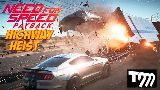 NEED FOR SPEED PAYBACK - Gameplay & Car Customization (EA Play 2017)