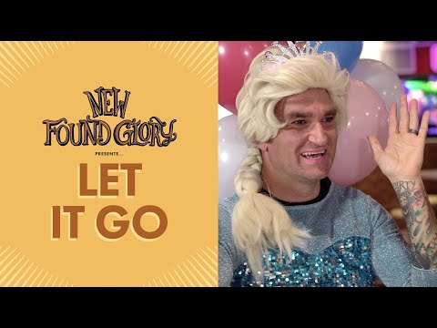 "New Found Glory ""Let It Go"" Video"