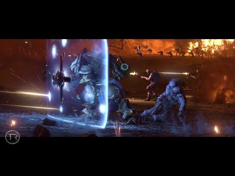 Trailer Redux - Overwatch / Avengers: Infinity War (Overwatch: Omni Wars)