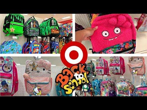 target-back-to-school-shopping-for-backpacks!!!
