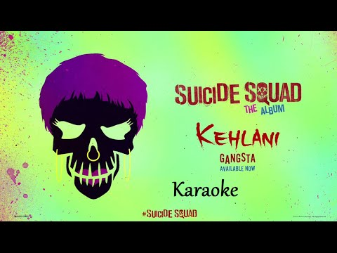 Suicide Squad Gangsta Karaoke