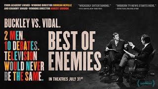 Best Of Enemies - Official Trailer Thumb