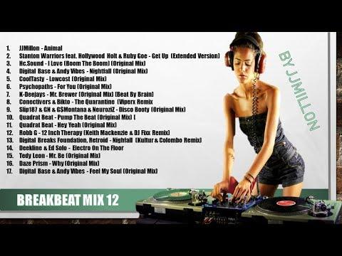 Breakbeat Mix 12 - february 2019