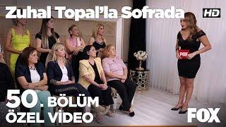 Haftanın sonuncusu kim oldu? Zuhal Topal'la Sofrada 50. Bölüm