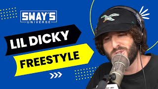 Lil Dicky Freestyle on Sway In The Morning SWAYS UNIVERSE