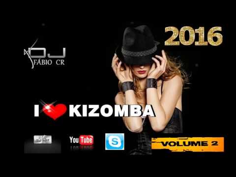 Dj Fabio Cr - i love kizomba 2016 vol 2