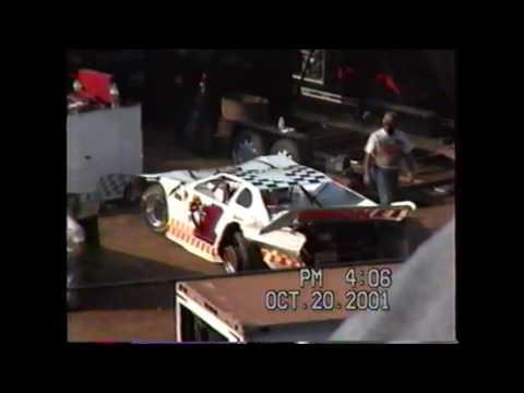 2001 West Virginia Motor Speedway Freedom 100 & Pennsboro Speedway DTWC Trip