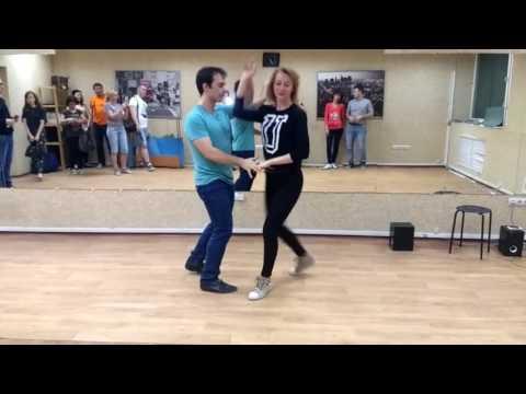 Ивара — школа парных танцев в Москве: хастл, буги-вуги