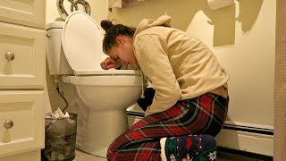 FOOD POISONING FOR CHRISTMAS!