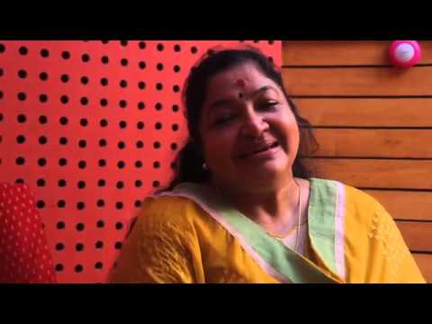 K S Chithra - Talking about her Song in Namukkore Aakaasam Movie Mp3